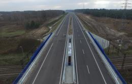 Kierowcy mogą już korzystać z pierwszej części obwodnicy Olsztyna