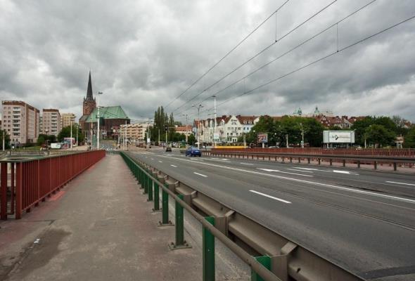Można kontynuować przygotowania do zachodniej obwodnicy Szczecna. Są środki
