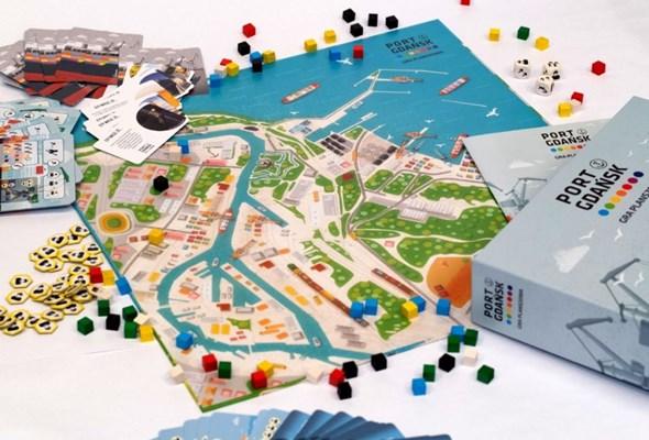 Powstała gra planszowa Portu Gdańsk