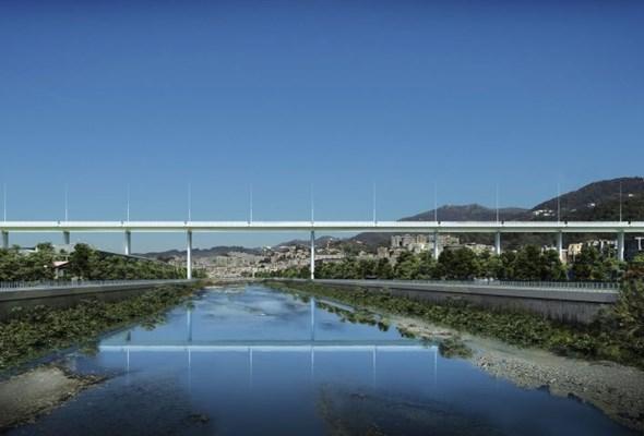 Konsorcjum, którego liderem jest Salini, wybuduje nowy wiadukt w Genui