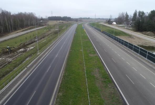 Obwodnica Olsztyna: Kolejny odcinek prawie gotowy