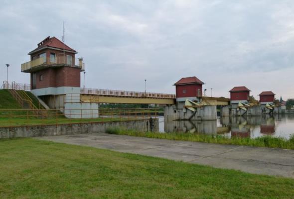 Wody Polskie inwestują w unowocześnienie stopnia wodnego Ratowice na Dolnym Śląsku