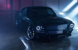 Klasyk na baterie. Powstaje elektryczny Mustang z lat 60.