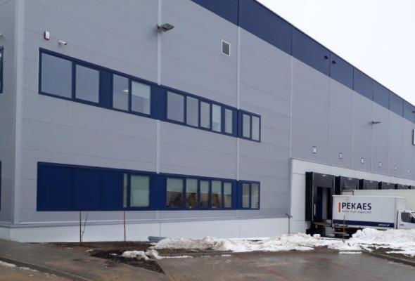 Pekaes: Nowy terminal i zmiana lokalizacji Oddziału Białystok