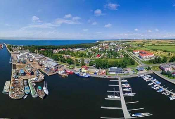 Port Darłowo: Ponad 130% wzrostu przeładunków w 2018 roku