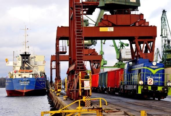 Torpol najwyżej oceniony w aukcjach na kolej do Portu Szczecin-Świnoujście