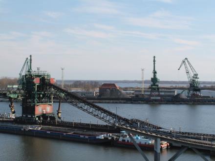 Port Szczecin-Świnoujście utrzymał tendencję wzrostową w styczniu 2019