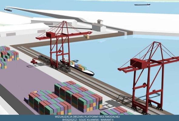 Kujawsko-pomorskie: Partnerstwo dla rozwoju żeglugi śródlądowej