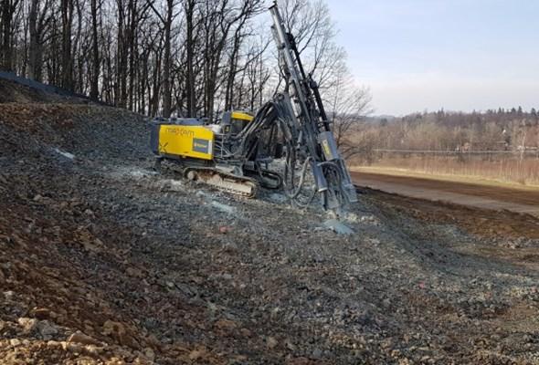 Dolnośląskie: Drogowcy użyją materiałów wybuchowych na budowie obwodnicy Bolkowa
