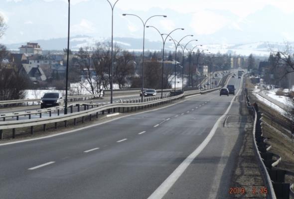Rusza remont wiaduktów na Zakopiance w Nowym Targu