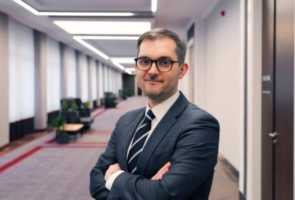Marek Niedużak nowym wiceministrem przedsiębiorczości i technologii
