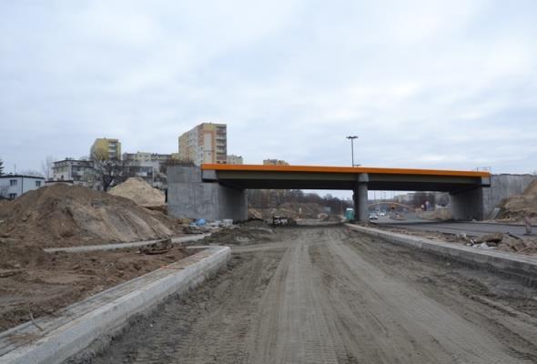Bydgoszcz: Ostatnie etapy budowy Trasy Uniwersyteckiej