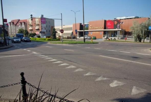 Droga przebudowa ul. Wojska Polskiego w Ełku