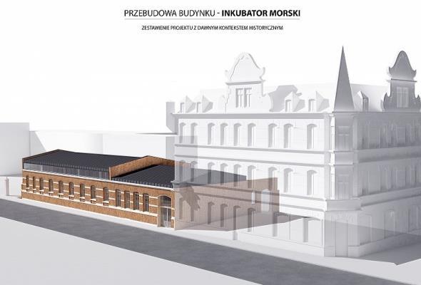 W Porcie Gdańsk powstanie Inkubator Morski
