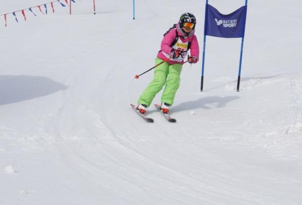 Tak drogowcy walczyli na stoku narciarskim