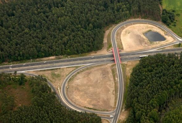 Małopolskie: Na Zakopiance w Myślenicach powstanie nowy węzeł