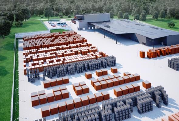 Strabag wybuduje centrum logistyczne pod Białymstokiem