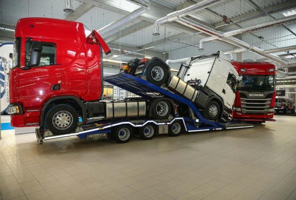Rzońca: Polski transport odnosi ogromny sukces w Europie