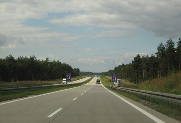 Lubuskie: Autostrada A18 kluczowa dla rozwoju regionu