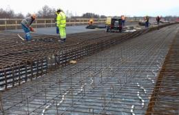 Małopolskie: Postępują prace na budowie obwodnicy Dąbrowy Tarnowskiej