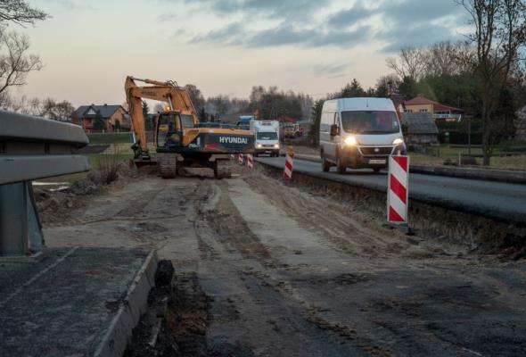 Lubelskie: Ruszają prace na DK-74 Frampol – Gorajec