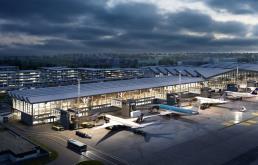 Rozbudowa T2 na lotnisku w Gdańsku