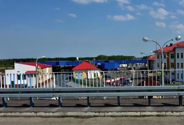 MSWiA zwiększy przepustowość drogowych przejść granicznych z Ukrainą i Białorusią