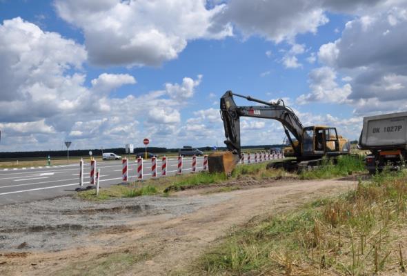 Małopolskie: Kolejne podejście do DK-94 w Olkuszu