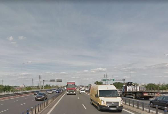 Warszawa. Coraz większy ruch przez Wisłę. Most Grota pęka w szwach