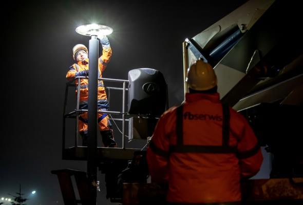 FBSerwis zmodernizuje 80% punktów świetlnych Gminy Bytom