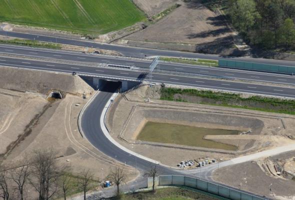 Droga S6  Goleniów-Nowogard otwarta