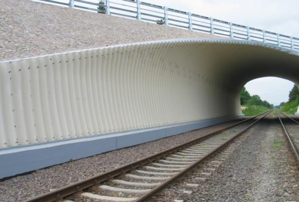 Wielkopolskie: Rusza budowa wiaduktu drogowego nad linią kolejową  E59 Poznań – Wrocław