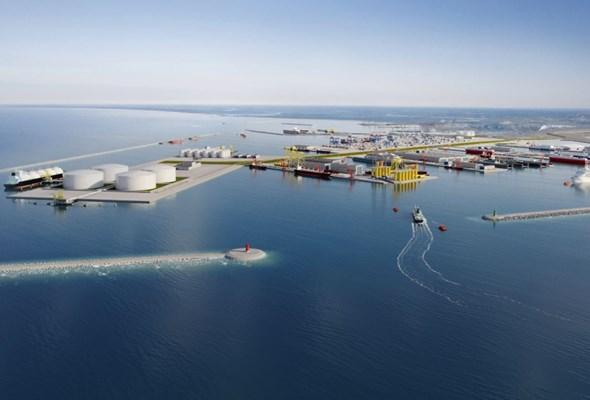 Tak będzie wyglądał Port Centralny w Gdańsku