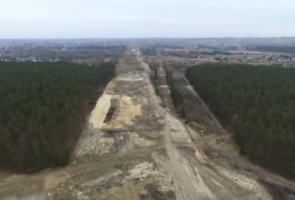Ruszyła budowa obwodnicy Tomaszowa Lubelskiego