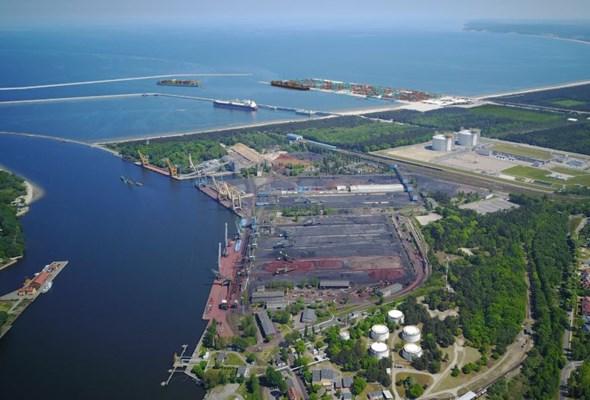 Port Szczecin-Świnoujście zaprezentował koncepcję Głębokowodnego Terminalu Kontenerowego