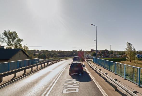 W poniedziałek zamkną wiadukt na DK-44 w Oświęcimiu
