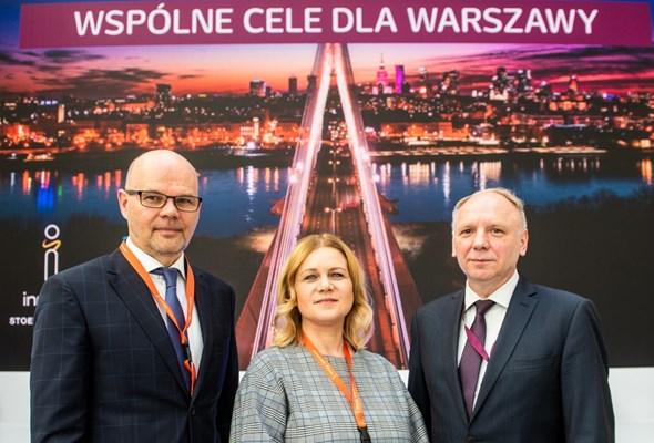 Warszawa: Lepsza współpraca w obszarze energetyki miejskiej