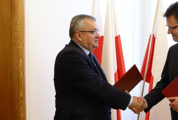 Wiceminister Andrzej Bittel Pełnomocnikiem Rządu ds. przeciwdziałania wykluczeniu komunikacyjnemu