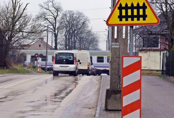 Skierniewice: Nowy wiadukt zamiast przejazdu przez tory