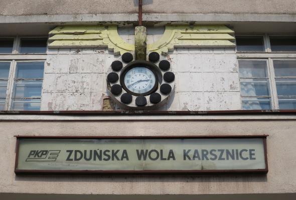 Terminal w Zduńskiej Woli-Karsznicach: Budowa ruszy jeszcze w tym roku?