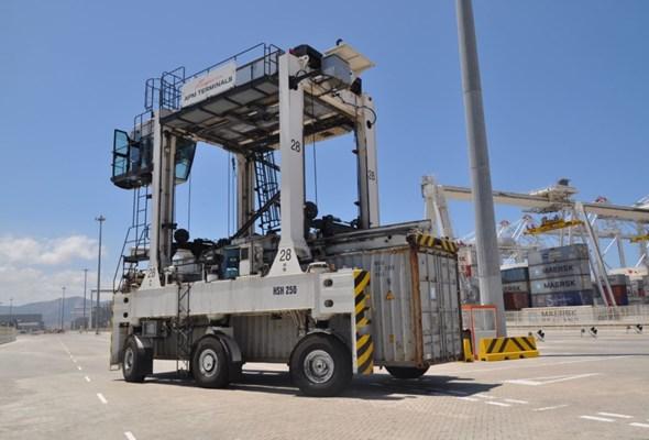 Maroko: Port Tanger Med afrykańską bramą na Świat (zdjęcia)
