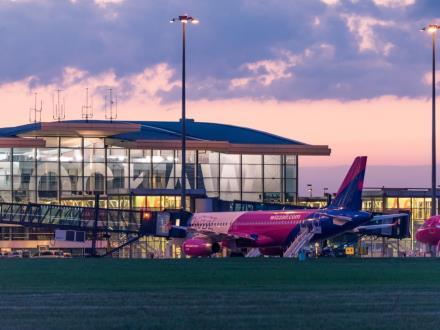 Rośnie zainteresowanie lotami z Wrocławia. W I półroczu 1,6 mln pasażerów