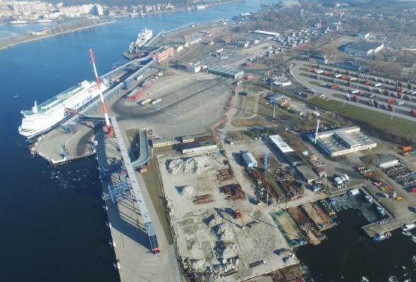 Port Szczecin – Świnoujście z nowym wiceprezesem ds. finansowych