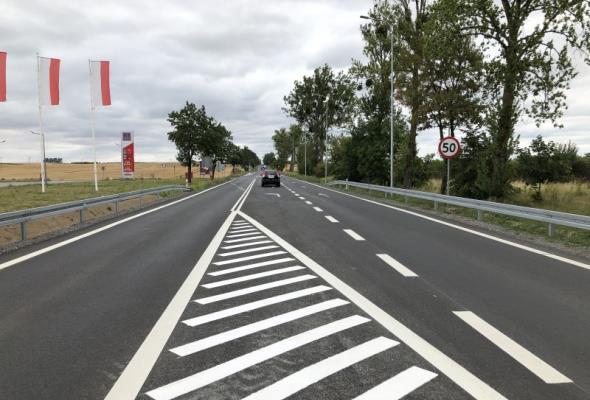 Kujawsko-pomorskie: GDDKiA likwiduje miejsca niebezpieczne na drogach krajowych