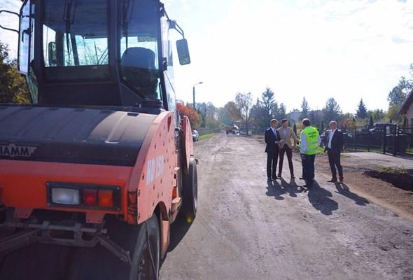 Częstochowski eksperyment budowy tanich dróg lokalnych zakończony powodzeniem