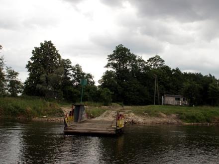 Łódzkie: Koniec promu na Warcie w Księżych Młynach