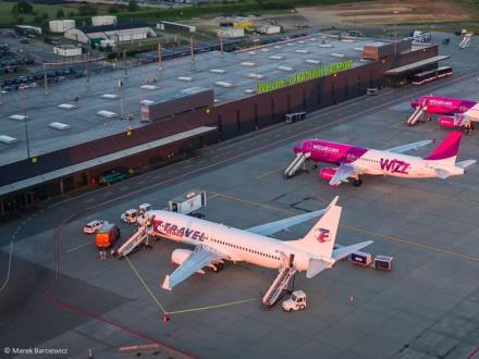 Górnośląskie Towarzystwo Lotnicze inwestuje w lotnisko Katowice