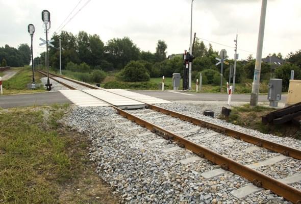 Bezpieczniejsze 9 przejazdów kolejowo-drogowych w Śląskiem