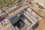 Produkty CEMEX na budowie najgłębszego basenu dla nurków na świecie