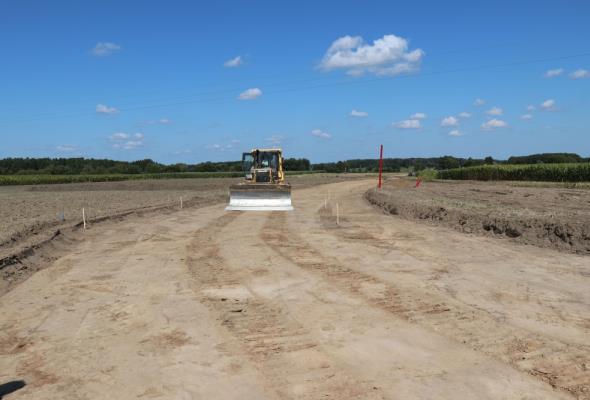 Ruszyła budowa kolejnego odcinka trasy Via Baltica